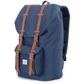 Herschel Little America Backpack Unisex, navy/tan